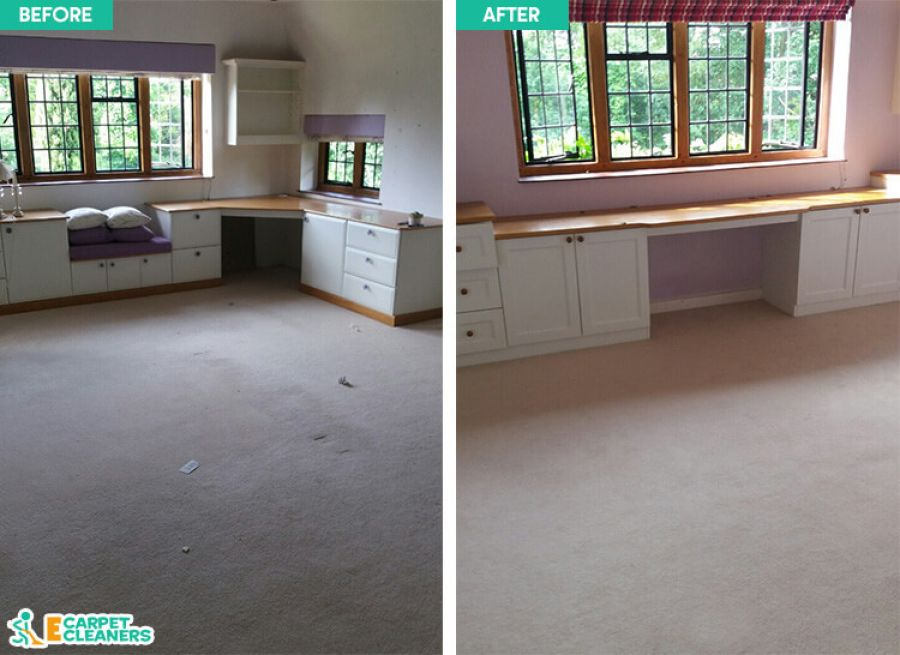 Carpet Cleaning in Islington