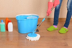 property cleaners in south london