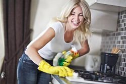 professional cleaning around chiswick